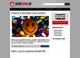 Slideshows.su thumbnail
