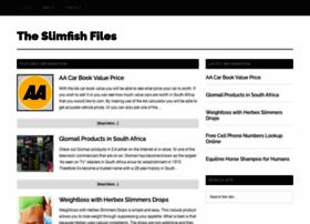 Slimfish.co.za thumbnail