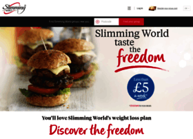 Slimmingworld.co.uk thumbnail