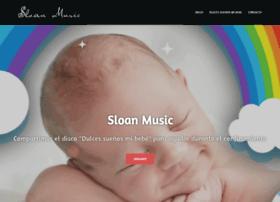 Sloanmusic.es thumbnail
