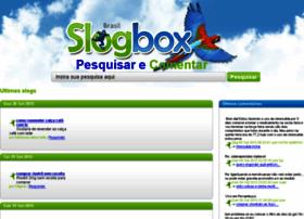 Slogbox.com.br thumbnail