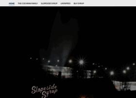 Slopesidesyrup.com thumbnail