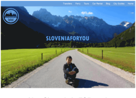 Sloveniaforyou.com thumbnail