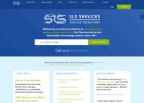 Sls-services.co.uk thumbnail