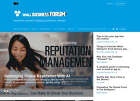 Smallbusinessforum.co thumbnail