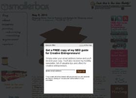 Smallerbox.net thumbnail