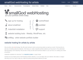 Smallgod.net thumbnail