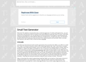 Smalltext.io thumbnail