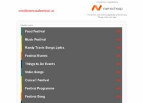 Smalltownusafestival.us thumbnail