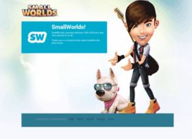smallworlds.com at WI. SmallWorlds - We're offline right now!