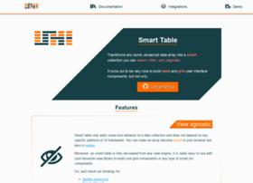 Smart-table.org thumbnail