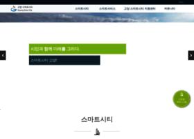 Smartcitygoyang.kr thumbnail