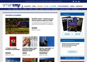 Smartcitymag.fr thumbnail