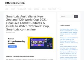Smartcric.online thumbnail
