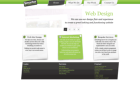 Smarterwebdesign.co.uk thumbnail