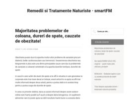 Smartfm.ro thumbnail