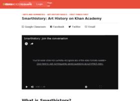 Smarthistory.khanacademy.org thumbnail