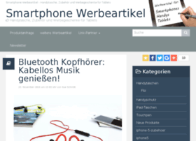 Smartphone-werbeartikel.de thumbnail