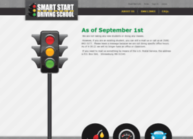 Smartstartdrivingschool.com thumbnail