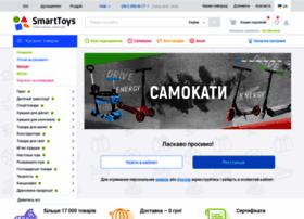 Smarttoys.com.ua thumbnail