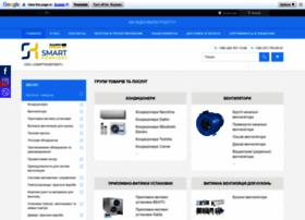 Smartvent.com.ua thumbnail
