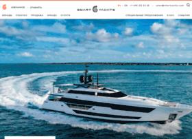 Smartyachts.ru thumbnail