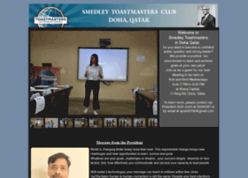 Smedleytoastmasters.org thumbnail