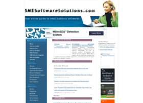 Smesoftwaresolutions.com thumbnail