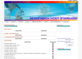 Smf.edu.bd thumbnail