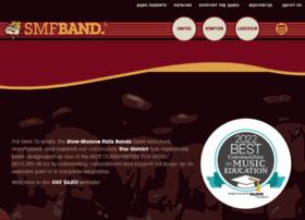 Smfband.org thumbnail