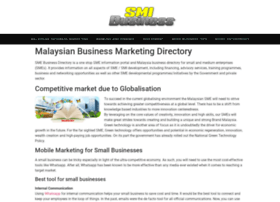 Smibusinessdirectory.com.my thumbnail