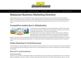 Smibusinessdirectory.com.my thumbnail