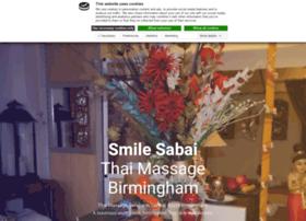 Smilesabaithaimassage.co.uk thumbnail