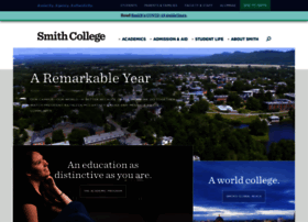 Smith.edu thumbnail
