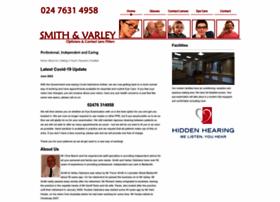 Smithandvarley.co.uk thumbnail