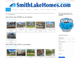 Smithlakehomes.com thumbnail