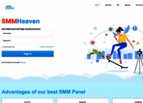 Smm-heaven.net thumbnail