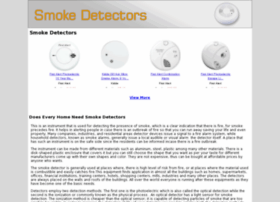 Smokedetectorss.co.uk thumbnail