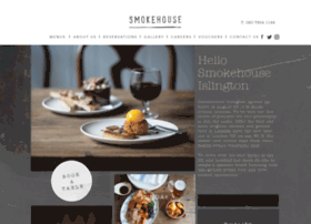 Smokehouseislington.co.uk thumbnail