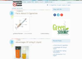 Smokersstopshop.co.uk thumbnail