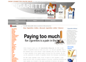 Smokes-shop.com thumbnail