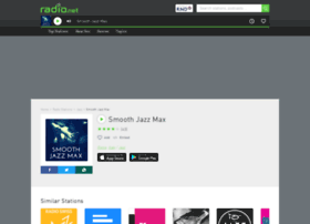 Smoothjazz.radio.net thumbnail