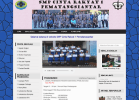 Smpcintarakyat1.sch.id thumbnail