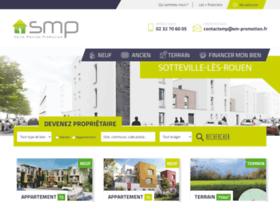 Smpimmobilier.fr thumbnail