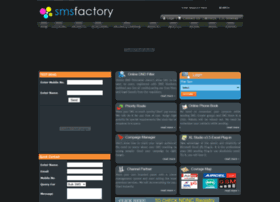 Smsfactory.in thumbnail