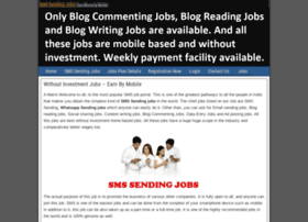 Smssendingjobs.org thumbnail