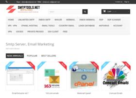 Smtptools.net thumbnail