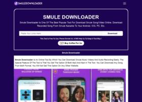 Smuledownloader.online thumbnail
