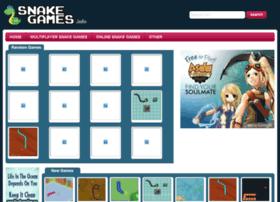 Snakegames.info thumbnail