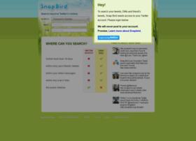 Snapbird.org thumbnail